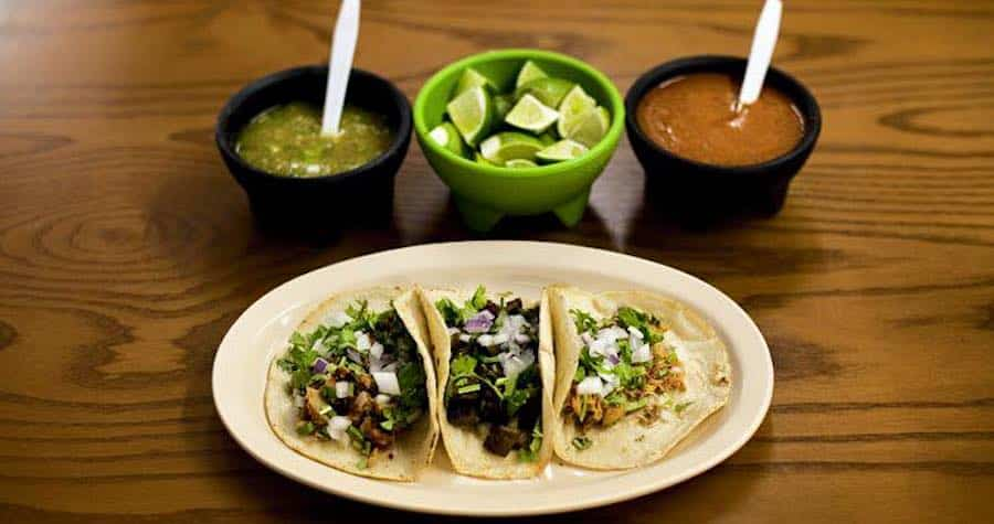Jacksonville Florida Best Mexican Food