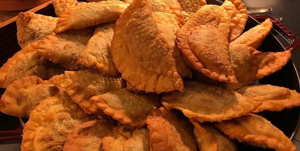 Puerto Rican Empanadas in California