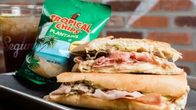 Best Cuban Sandwich in Tampa