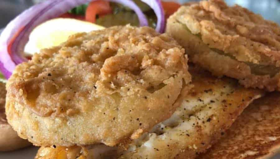 Best Fried Green Tomatoes in Alabama