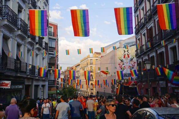 Which Neighbourhood to Stay in Madrid