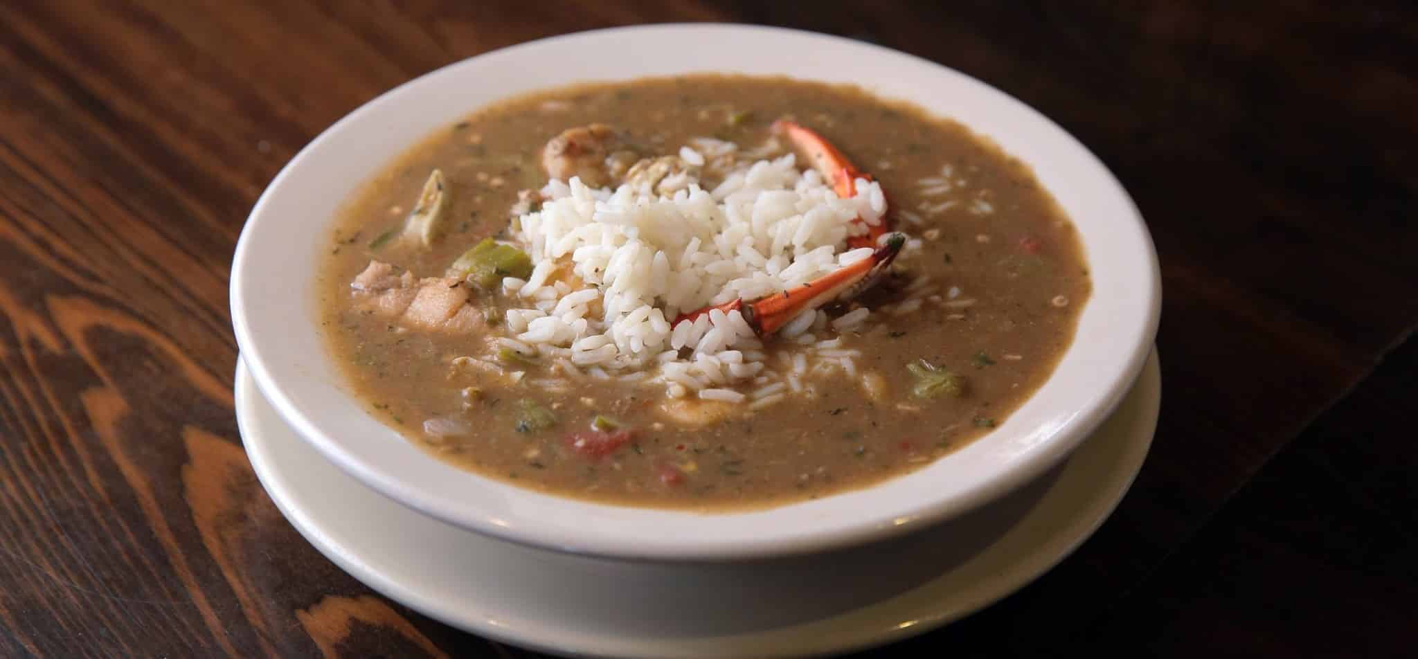 New Orleans' Best Gumbo