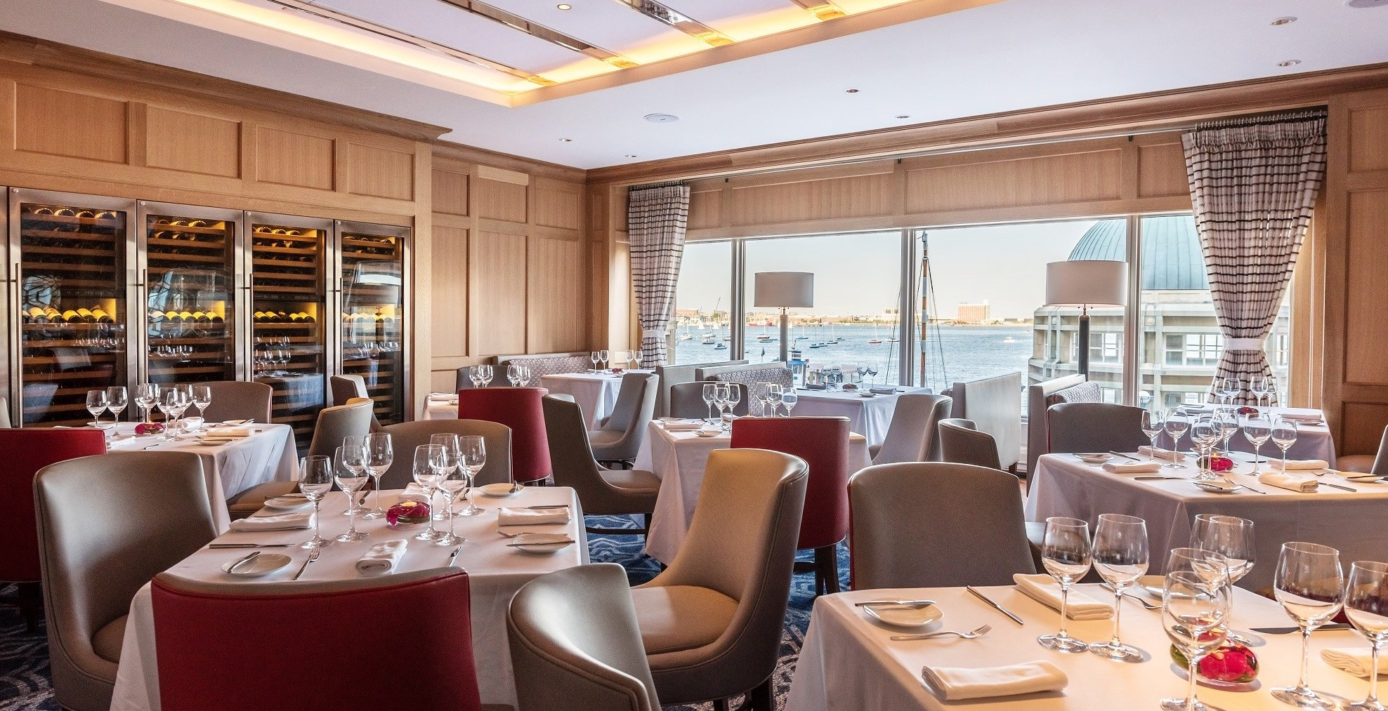Boston's Most Romantic Restaurants