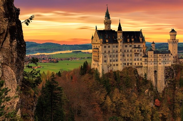 castles to visit in germany
