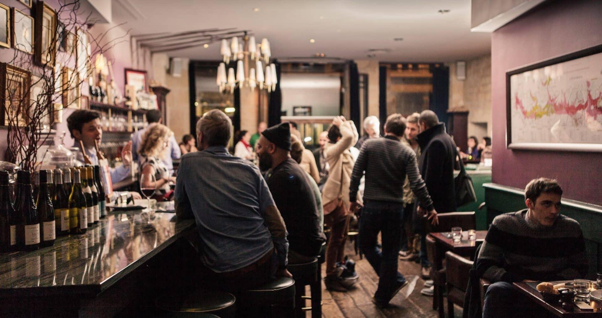 Best Wine Bars in Paris