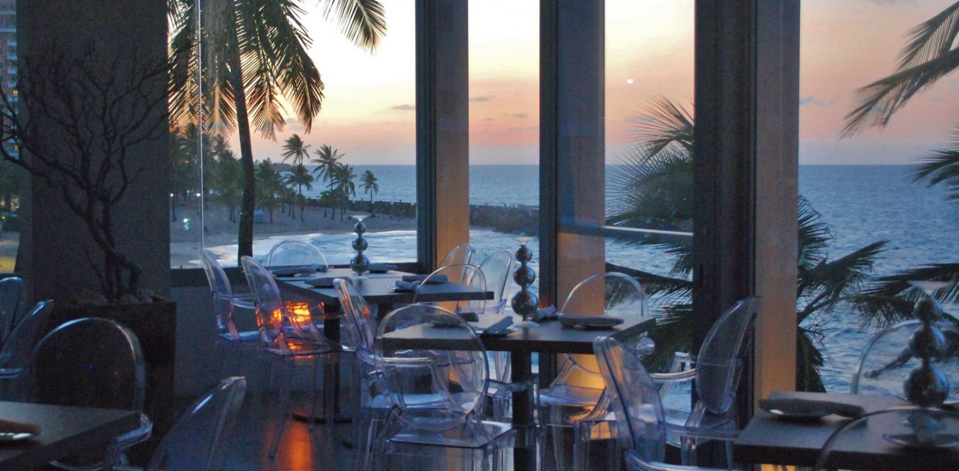 Most Romantic Restaurants in Puerto Rico
