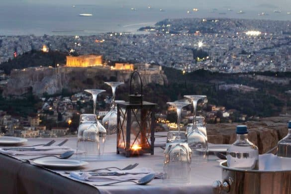 Athens Date Night Restaurants