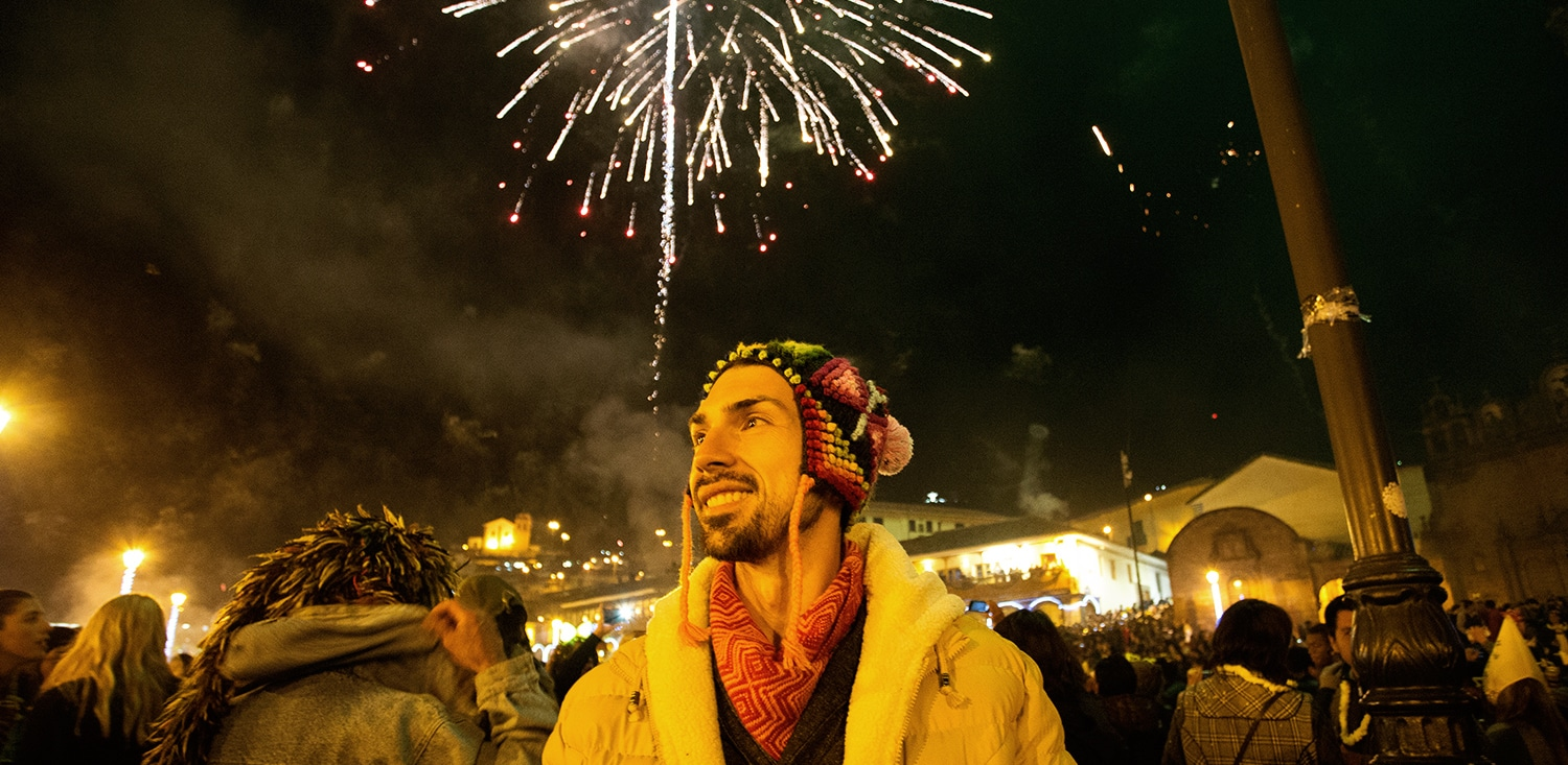 Where to Spend New Year's Eve in South America