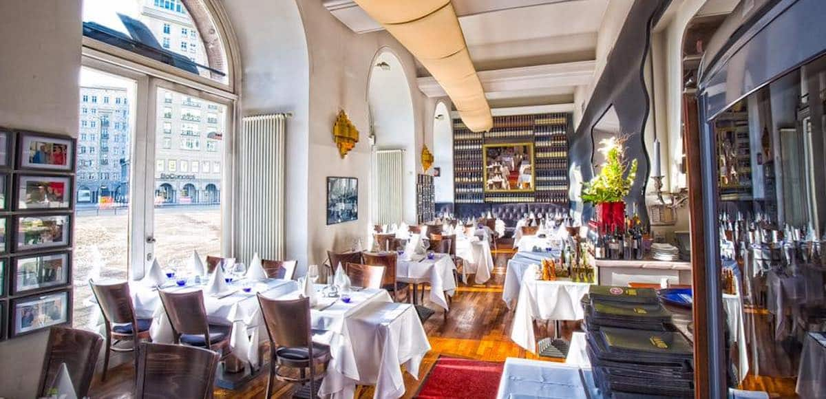 Berlin's Most Romantic Restaurants