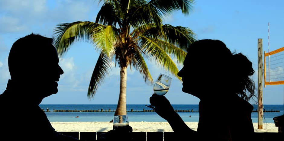 Best Bars on the Beach in Key West