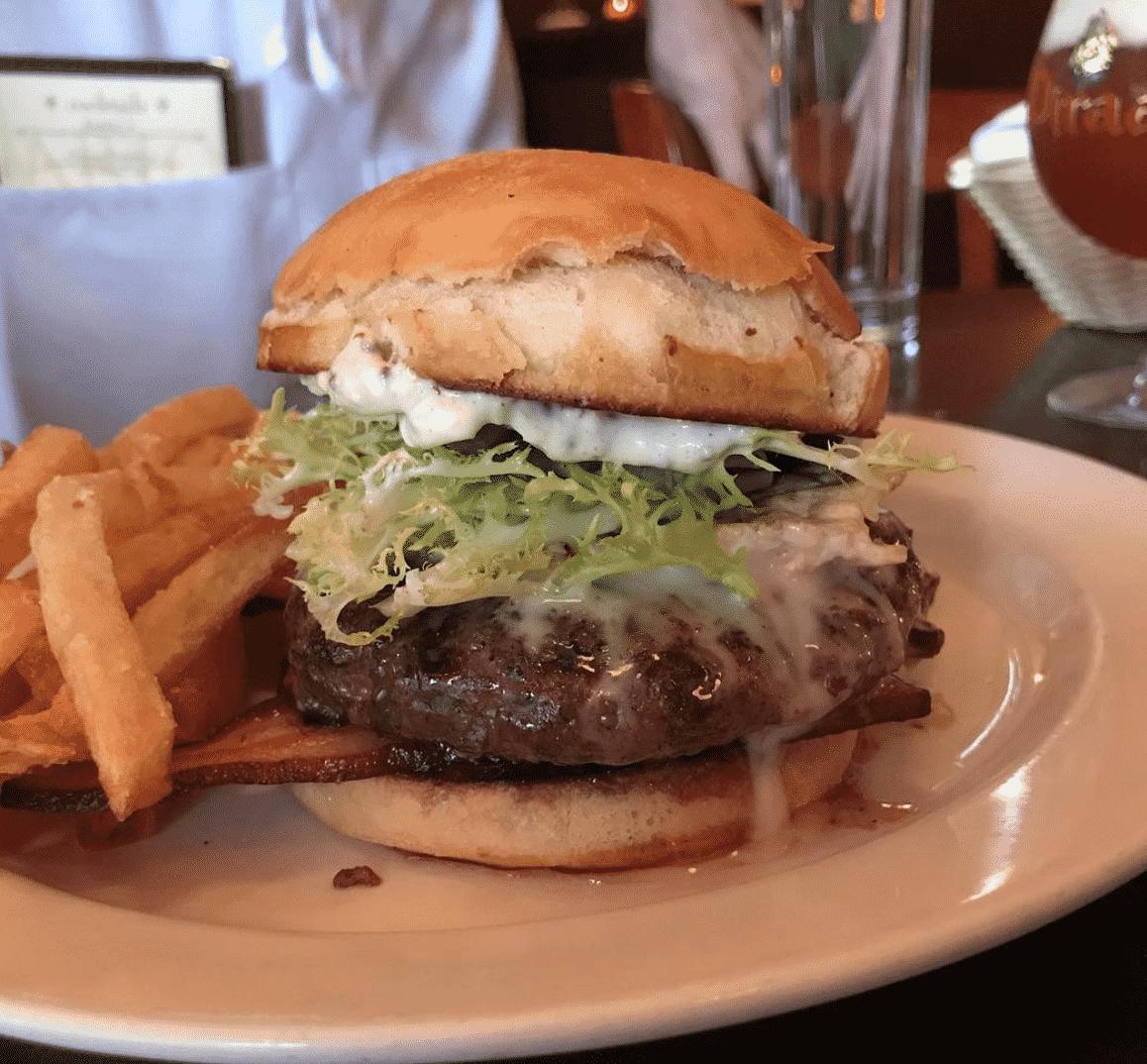 Burgers in Nebraska