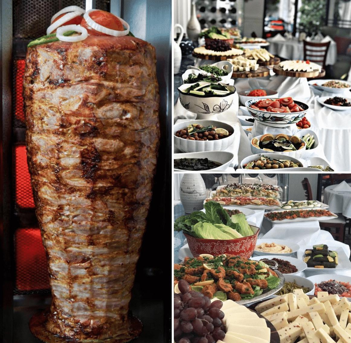 Kebabs In America