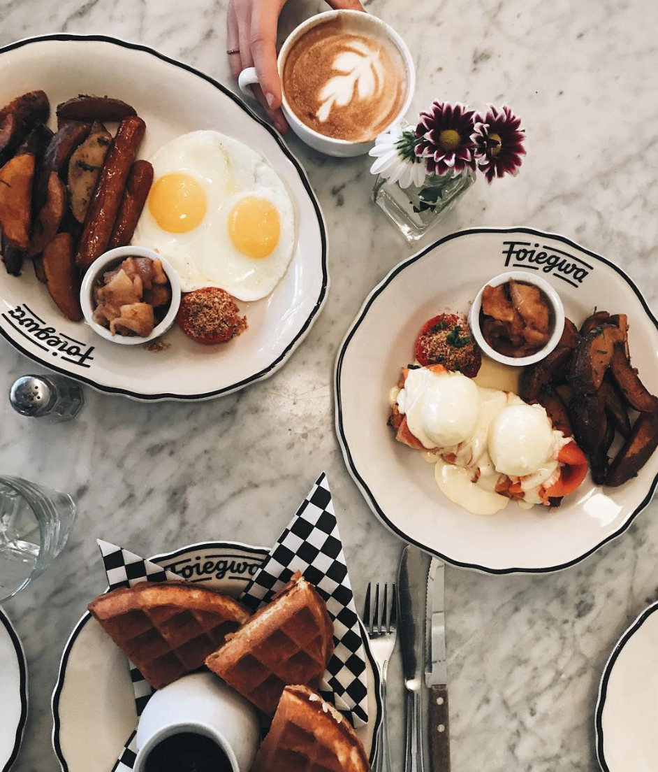 Montreal brunch options