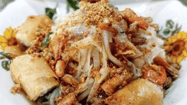 Siem Reap street food