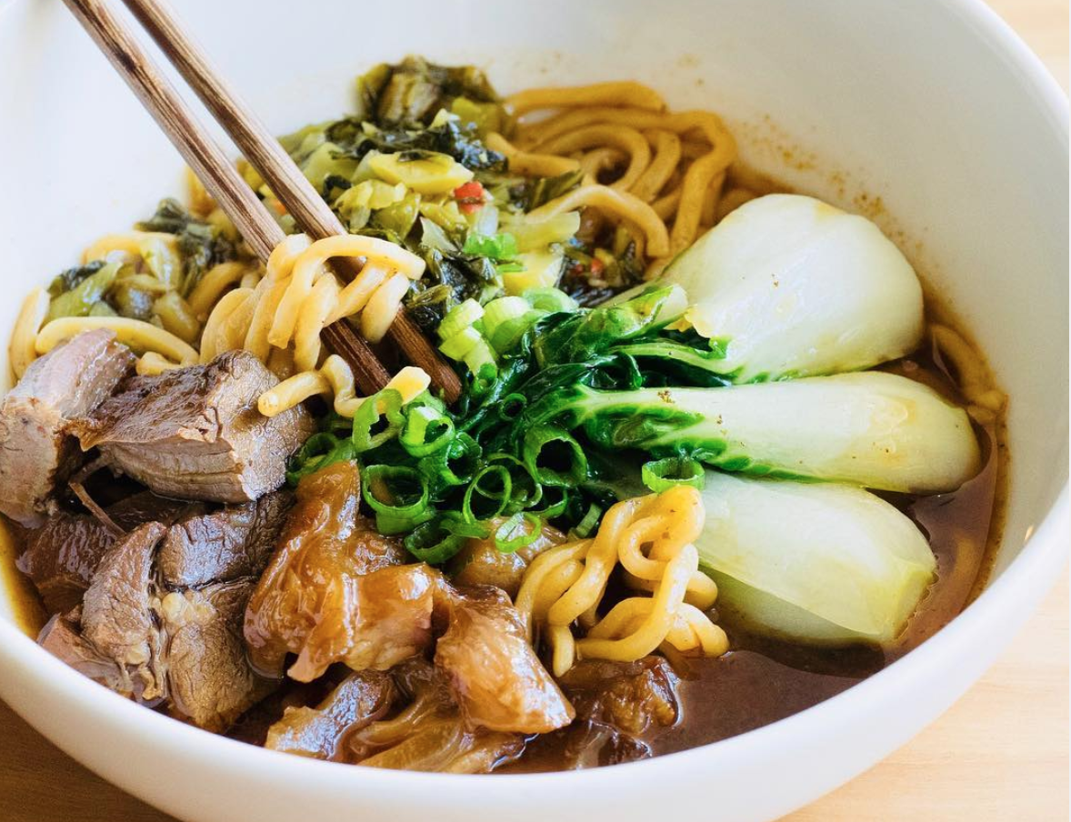 The best Chinese food in America