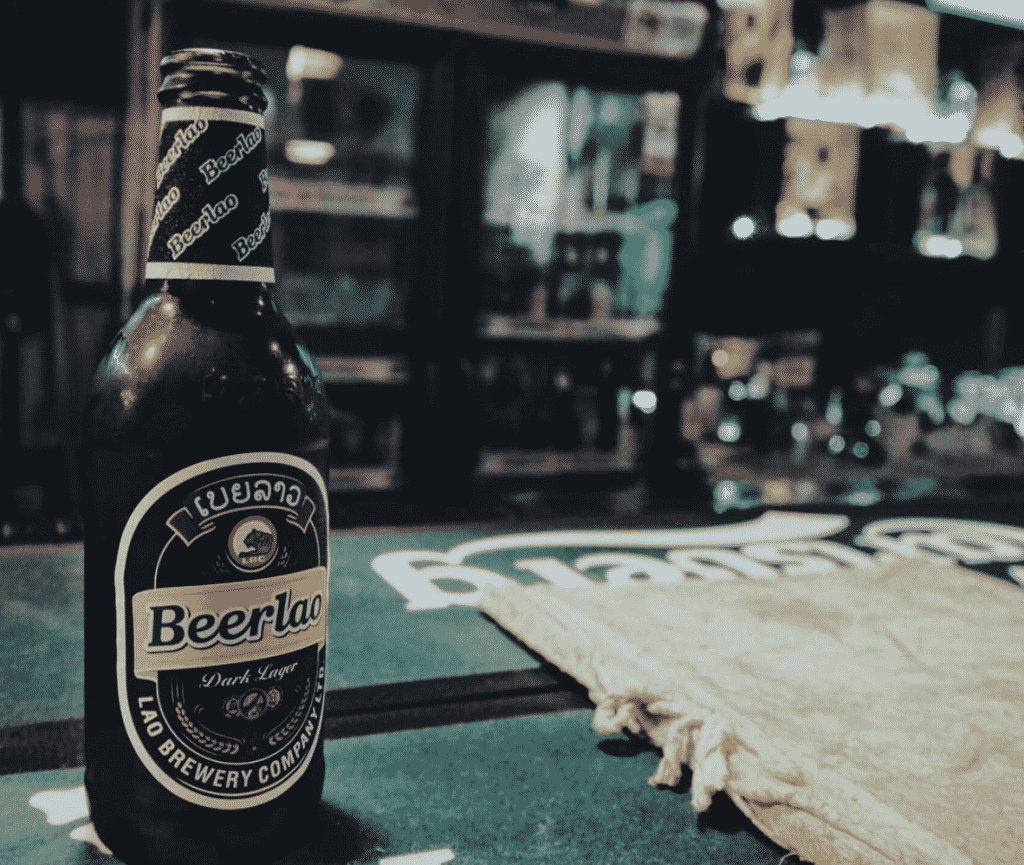 Bars In Luang Prabang