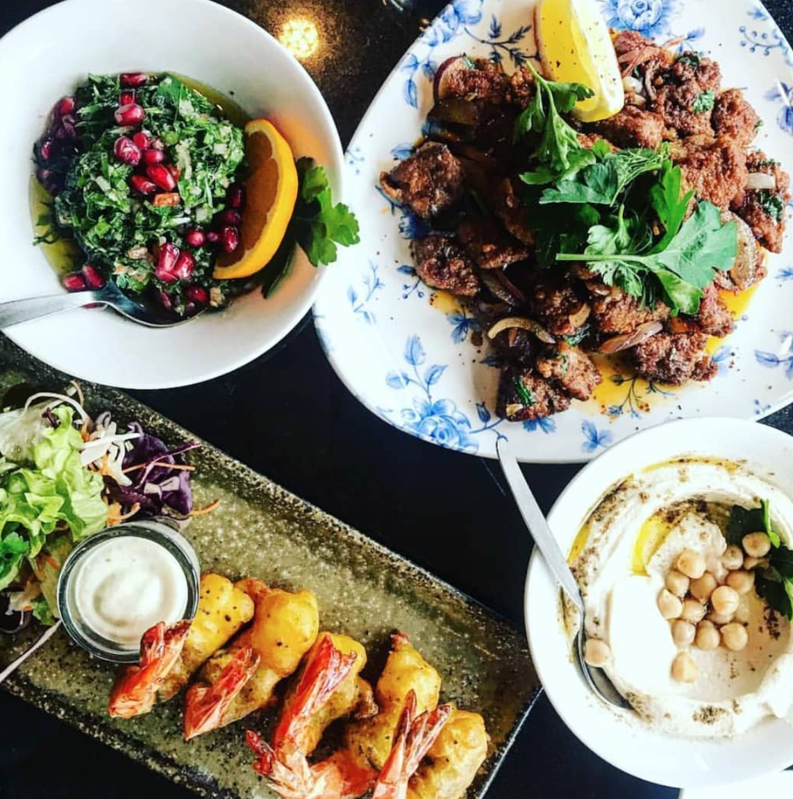 Turkish restaurants in London
