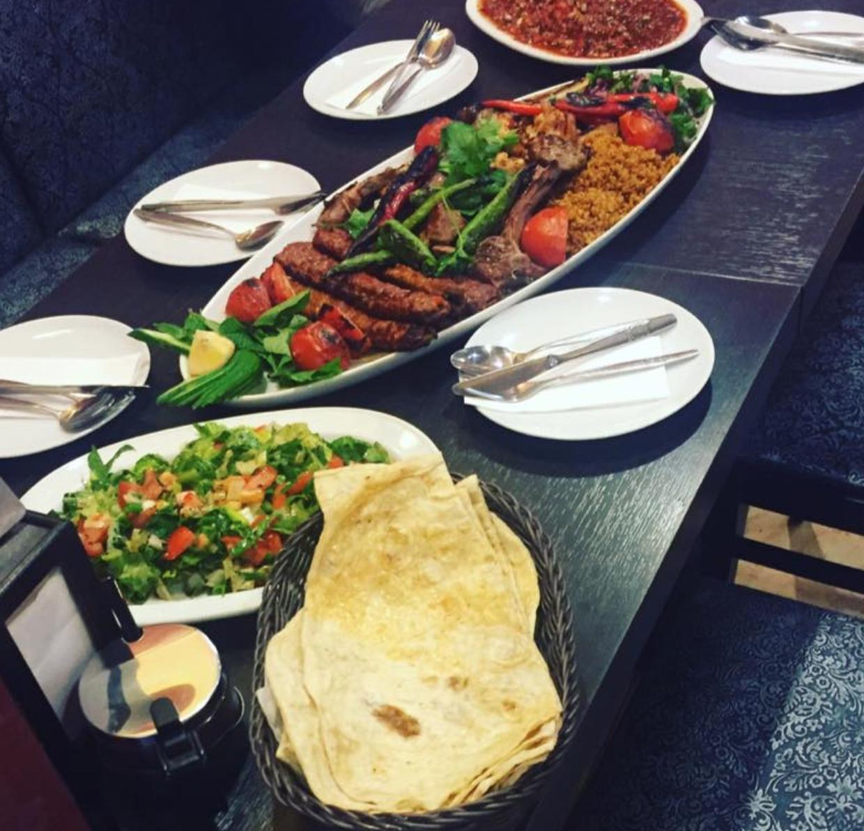 Turkish restaurants in Berlin