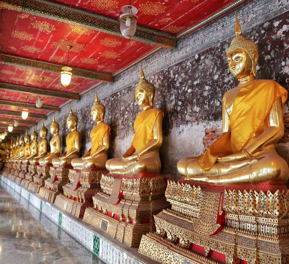 Buddhist Temples in Bangkok