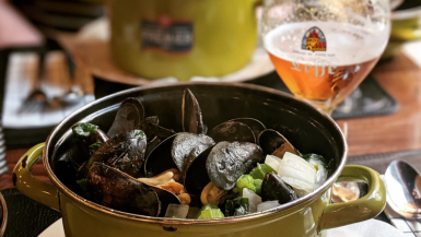 best things to Eat In Brussels