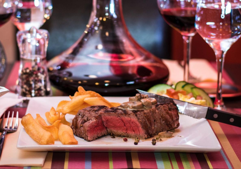 The best steak in Brussels