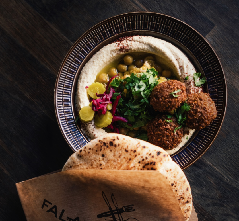 vegetarian restaurants Stockholm