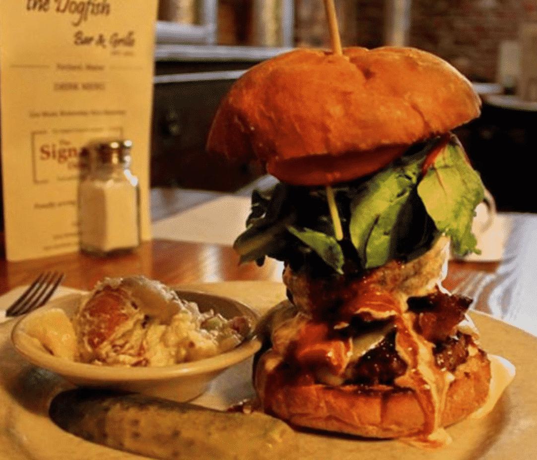 Best Burgers In Maine