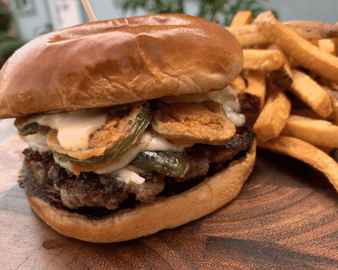 The 7 Best Burgers In West Virginia Big 7 Travel Foodie Guides