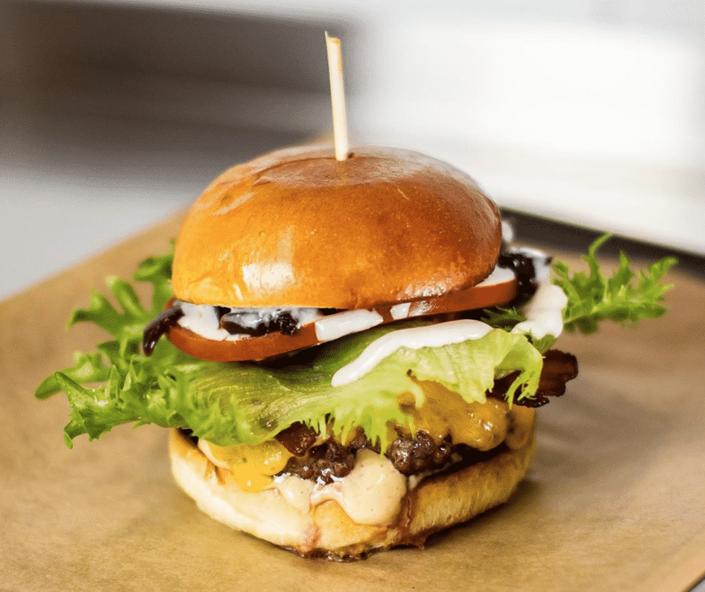 Burgers In Finland