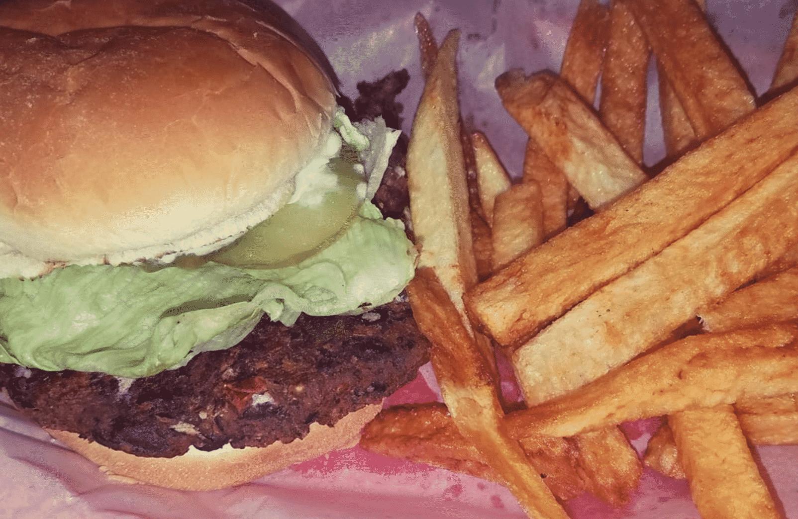 Burgers In West Virginia