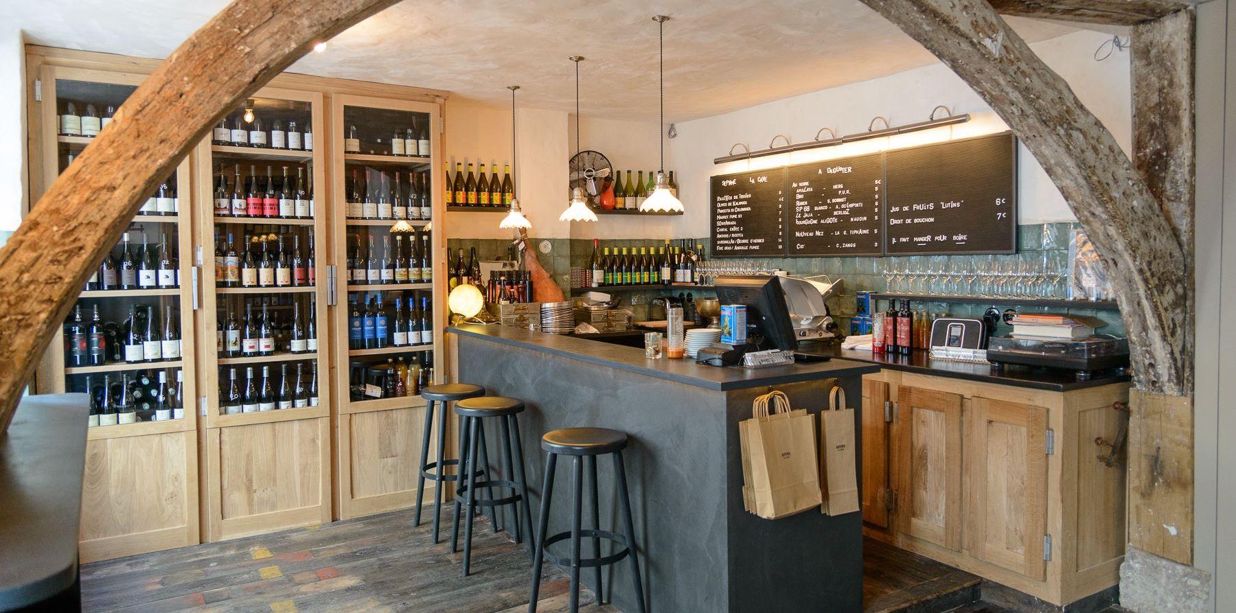Paris Wine Bars