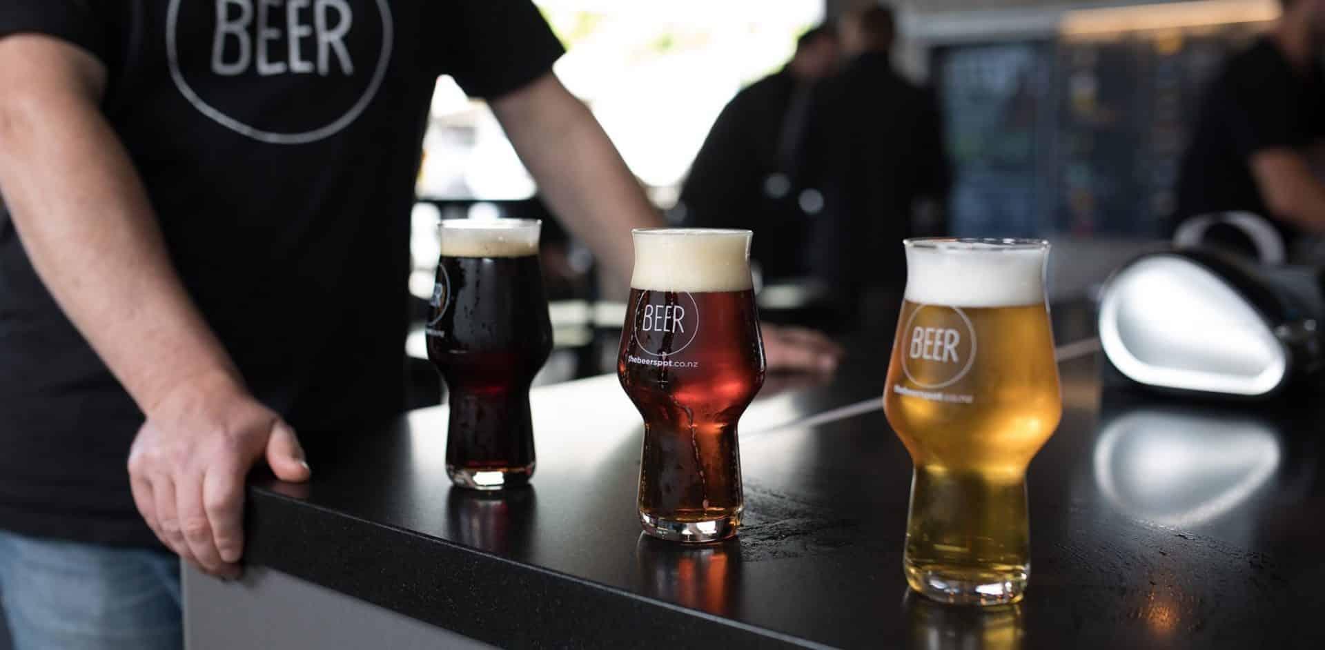 New Zealand Craft Beer Bars