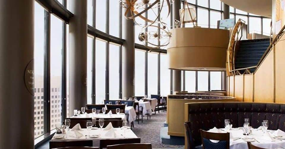 Best Restaurants in Atlanta for a Proposal
