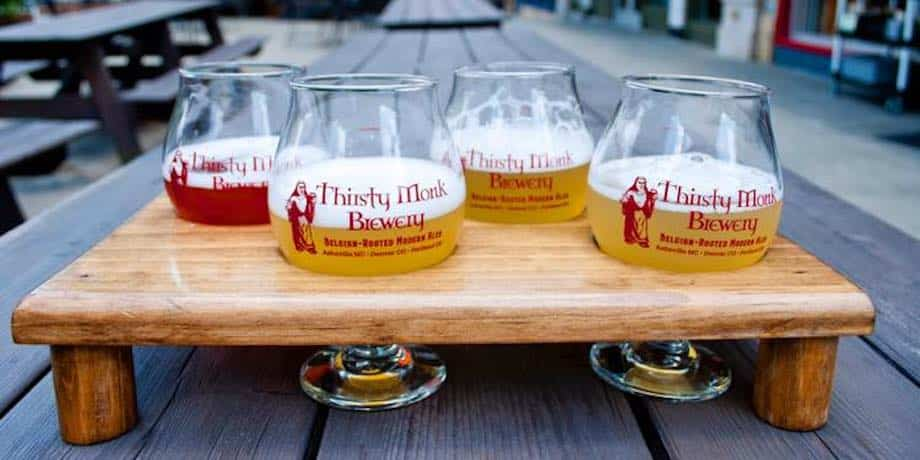 Craft Beer Bars in Asheville North Carolina