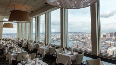Most Romantic Restaurants in Boston