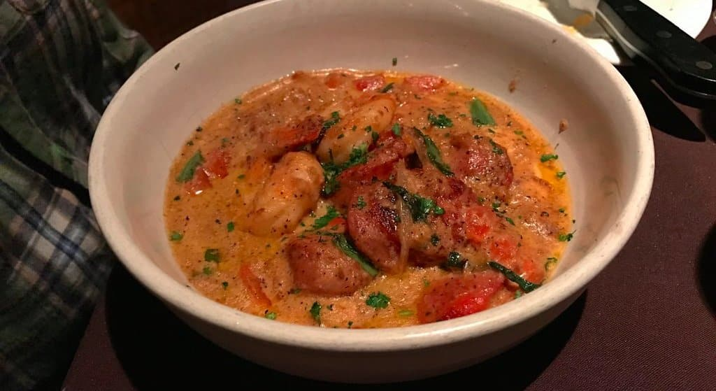 Best Shrimp and Grits in Nasvhille