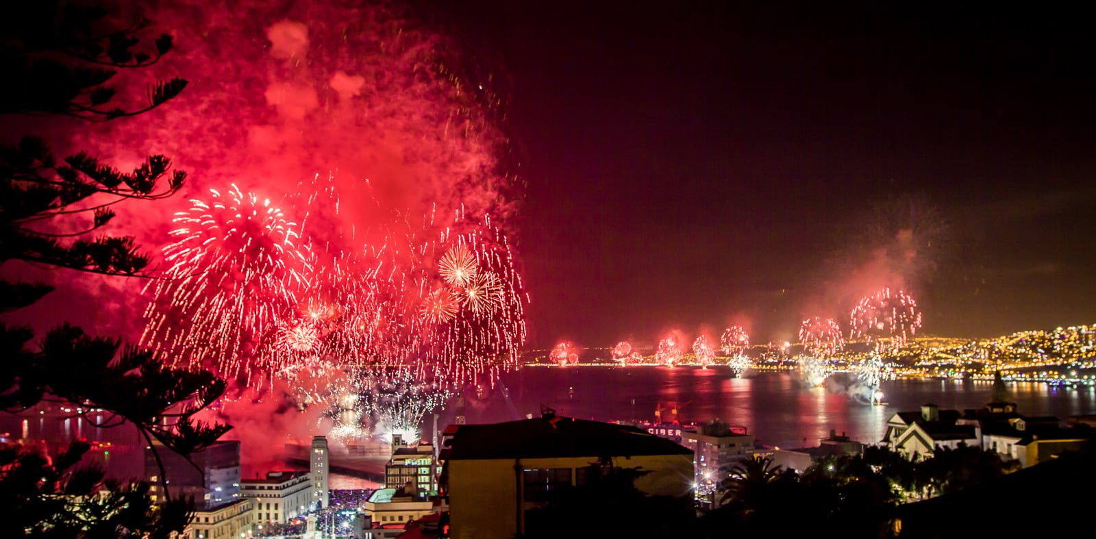 Best Cities to Spend New Year's Eve in South America