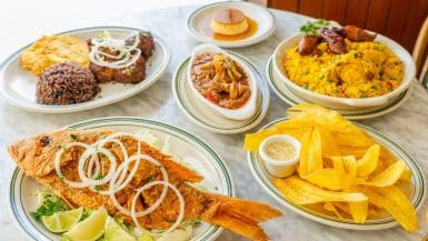 Where to Eat Cuban Food in America