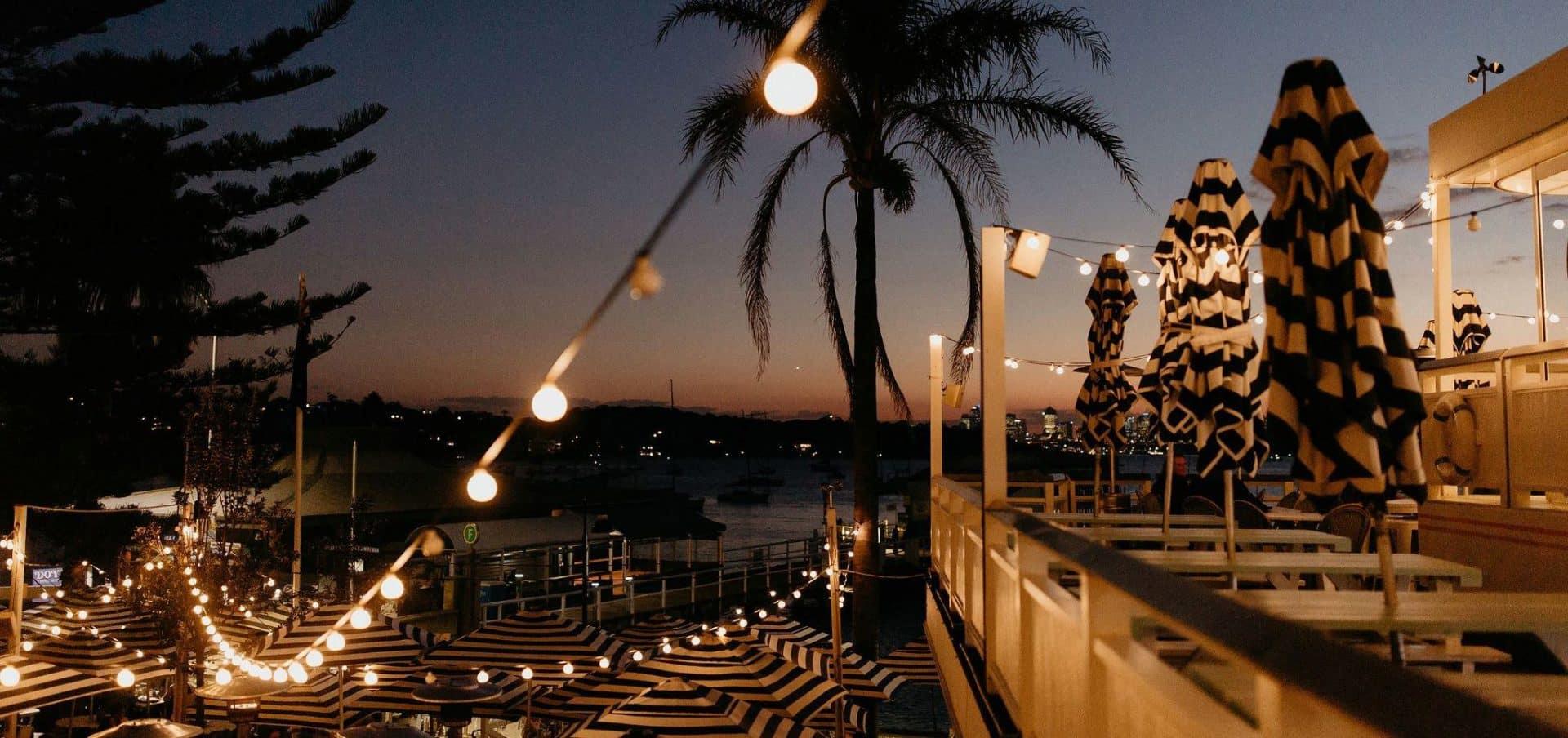 Beach Bar Clubs Sydney