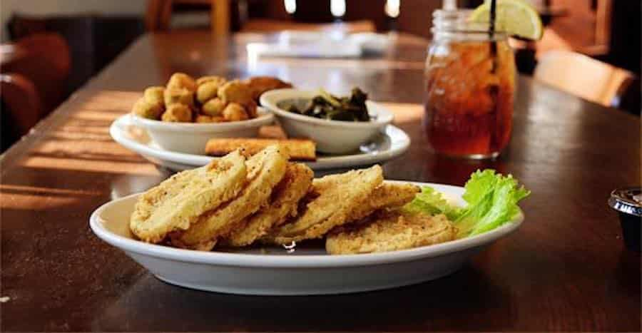 Alabama's Tastiest Best Fried Green Tomatoes