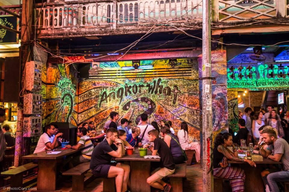 Bars In Siem Reap