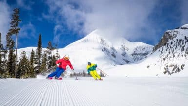 Places To Ski In The USA