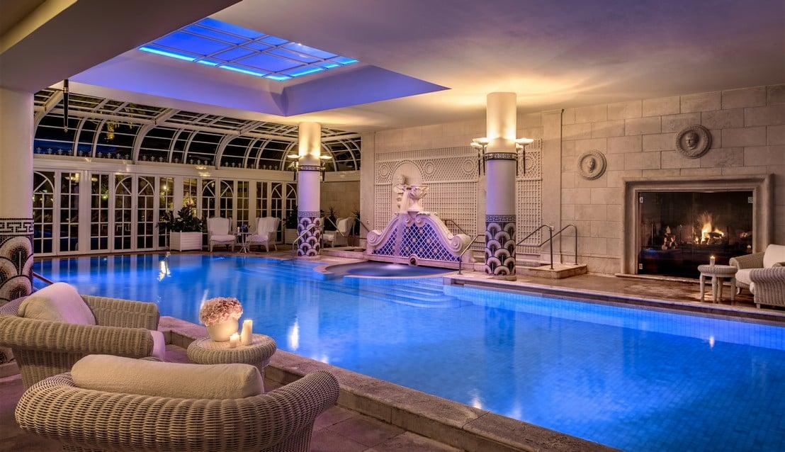 hotel spas rome