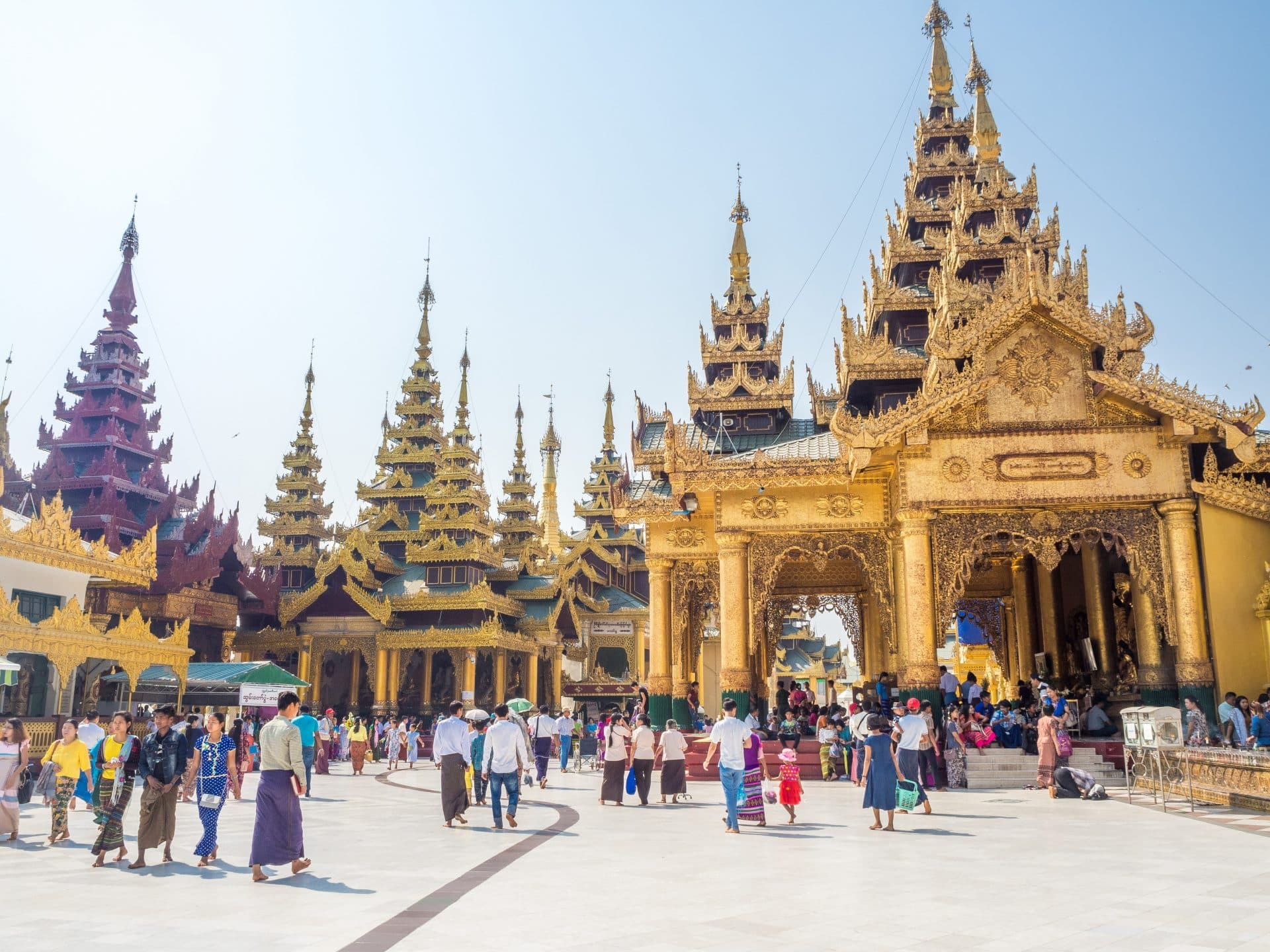 travelling to Myanmar