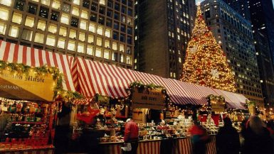 Christmas Markets In The United States