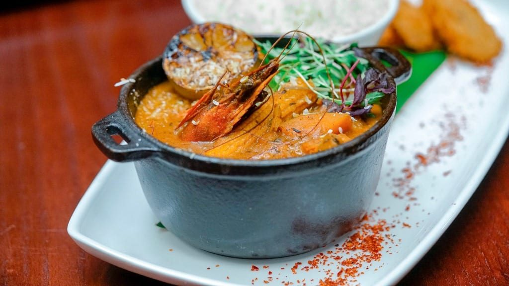 Caribbean Restaurants in London