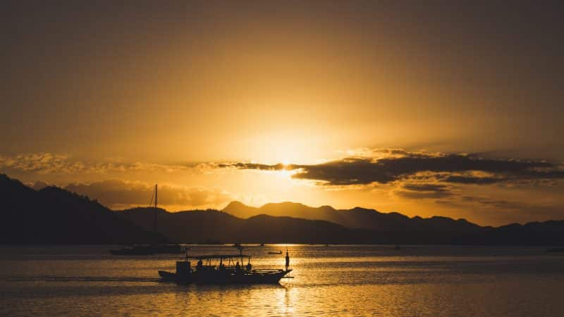 How To Get From El Nido to Coron