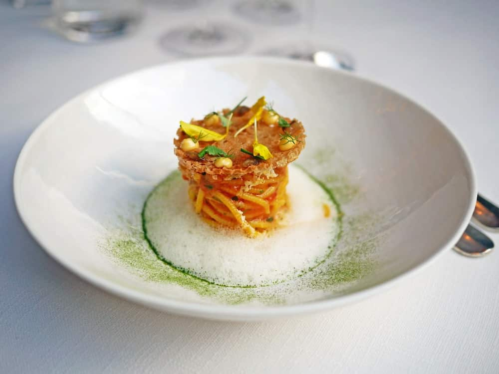 Michelin Star Restaurants In Copenhagen
