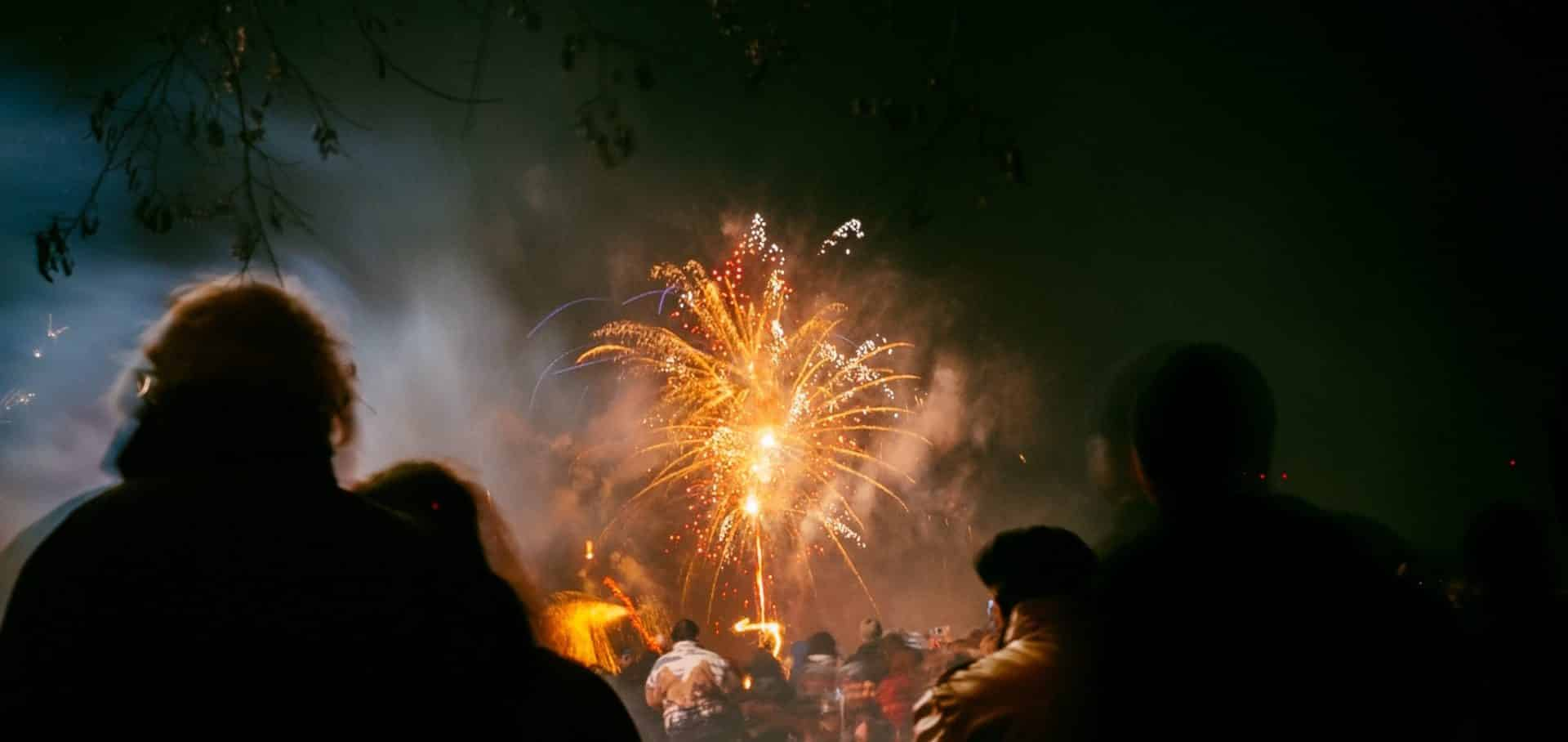 best cities to spend new years eve in south america