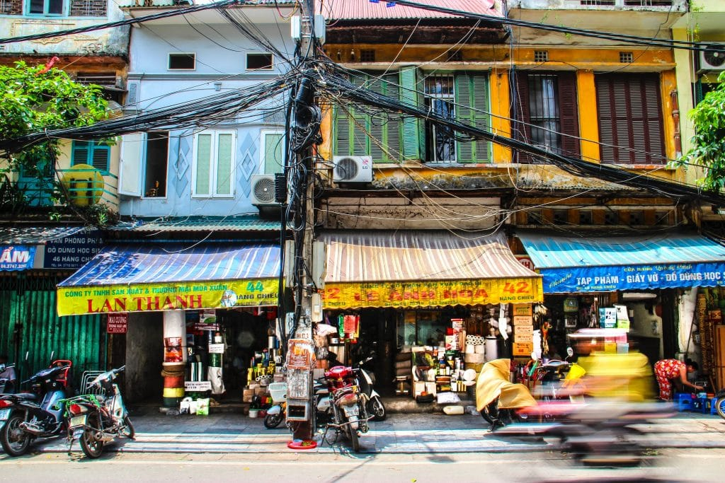 Travel Guide to Hanoi